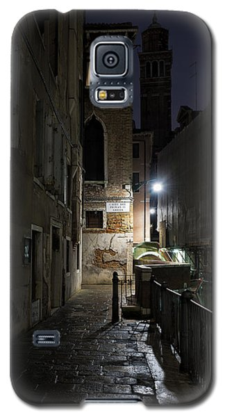 Galaxy S5 Case featuring the photograph Empire Of Venetian Light by Marion Galt