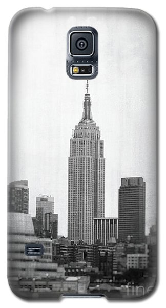 Empire State Galaxy S5 Case by Paul Cammarata