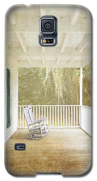 Empty Chairs Galaxy S5 Case