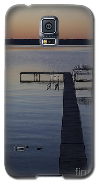 Empty Pier Galaxy S5 Case