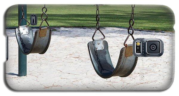 Empty Swings Galaxy S5 Case