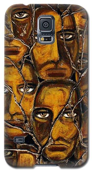 Empyreal Souls No. 5 - Study No. 1 Galaxy S5 Case