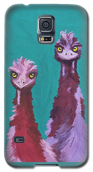 Emu Watch Galaxy S5 Case