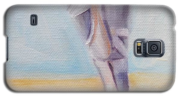 En Pointe Galaxy S5 Case by Donna Tuten