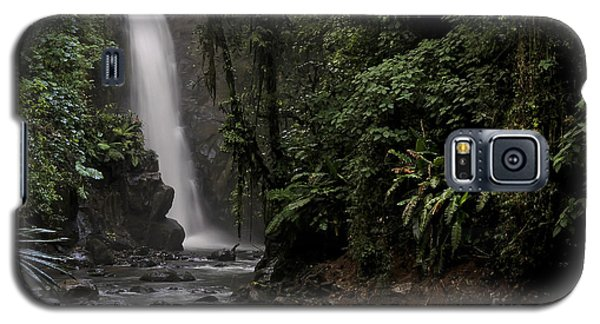 Encantada Waterfall Costa Rica Galaxy S5 Case
