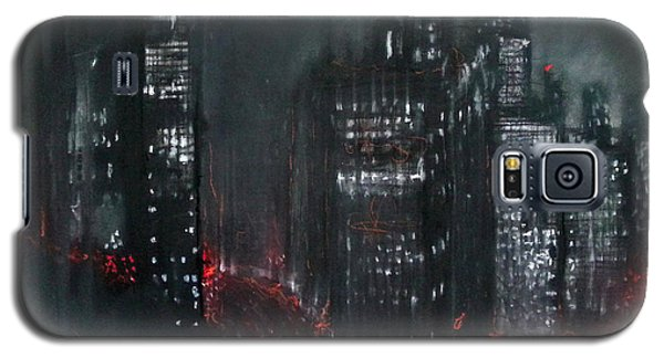 Enchanted City Galaxy S5 Case