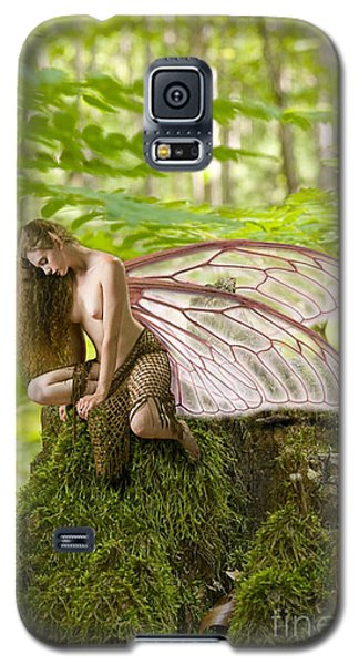 Enchanted Fairy Galaxy S5 Case
