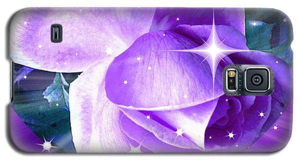 Enchanted Rose Galaxy S5 Case