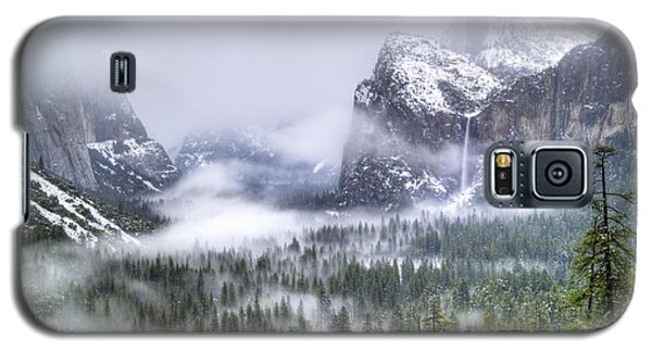 Enchanted Valley Galaxy S5 Case