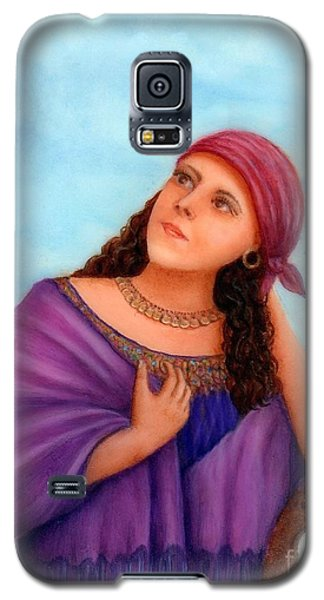 Enchanting Carmelita Galaxy S5 Case