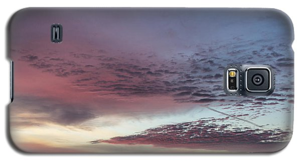 End Of 2012 Sunrise Galaxy S5 Case