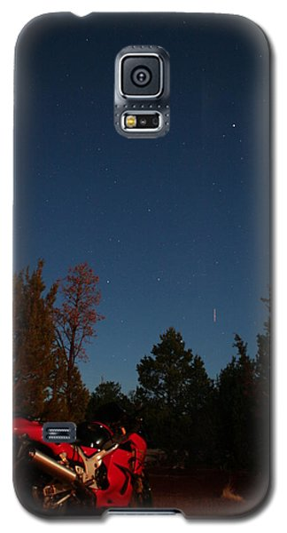 Galaxy S5 Case featuring the photograph End Of The Day by David S Reynolds