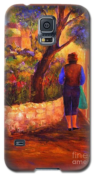 End Of The Day Galaxy S5 Case by Glory Wood