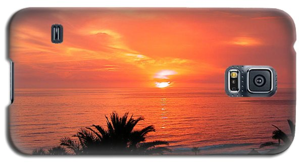 End Of The Day Galaxy S5 Case by Mariarosa Rockefeller