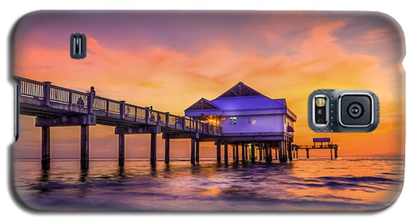End Of The Day Galaxy S5 Case by Marvin Spates