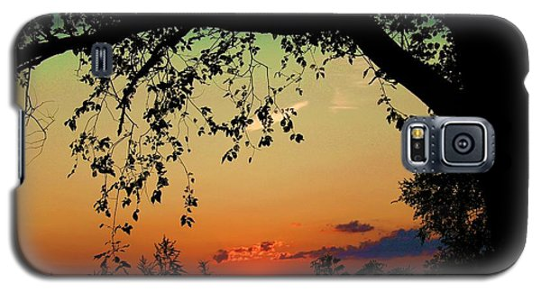 End Of The Day Galaxy S5 Case by Yumi Johnson