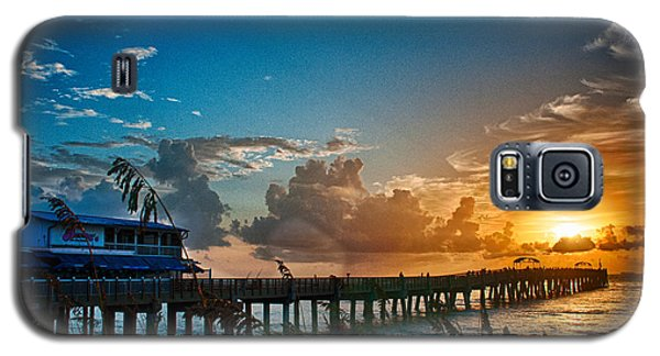 End Of The Pier Galaxy S5 Case