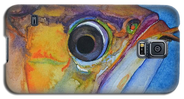 Endangered Eye IIi Galaxy S5 Case by Suzette Kallen