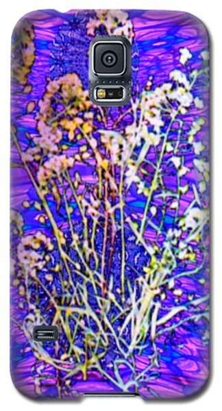 Galaxy S5 Case featuring the digital art Endless Possibilities by Ray Tapajna