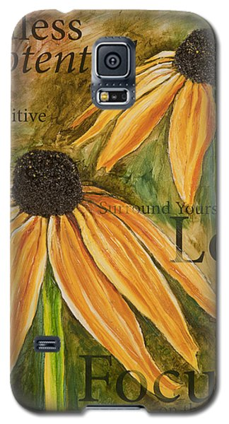 Endless Potential Galaxy S5 Case by Lisa Fiedler Jaworski