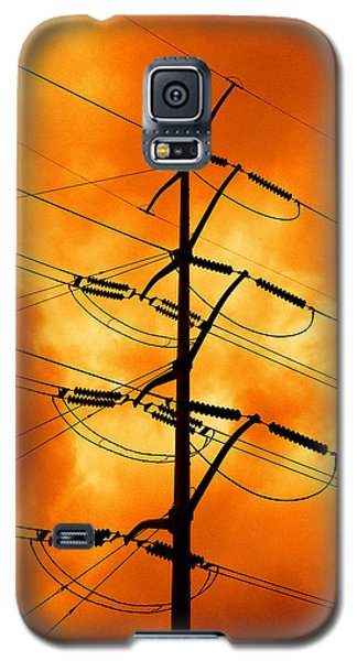 Energized Galaxy S5 Case