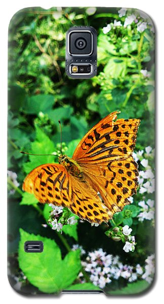 Galaxy S5 Case featuring the photograph Energy by Lucy D