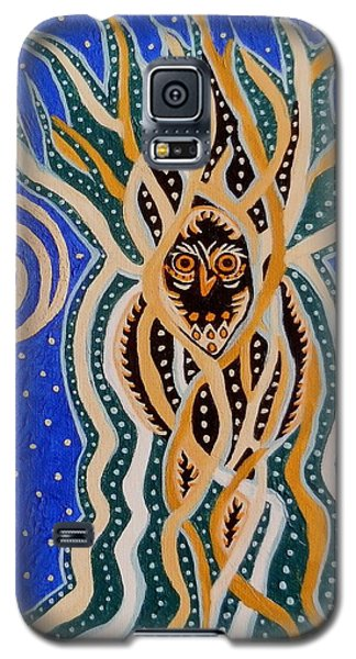 Energy Of The Night Galaxy S5 Case by Carolyn Cable