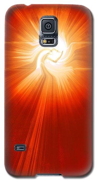 Energy Warp Galaxy S5 Case