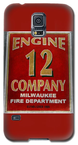 Engine 12 Galaxy S5 Case