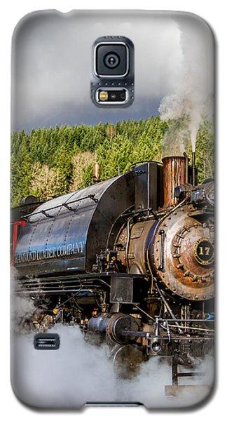 Engine 17 Steam Engine 1 Galaxy S5 Case