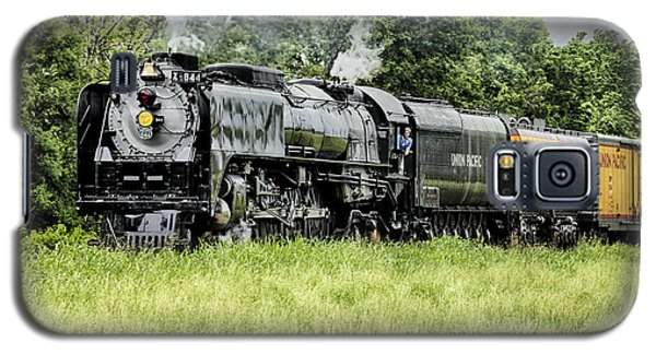 Engine 844 Passing By. Galaxy S5 Case