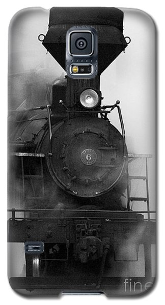 Galaxy S5 Case featuring the photograph Engine No. 6 by Jerry Fornarotto