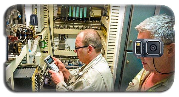 Engineering Control Room Galaxy S5 Case