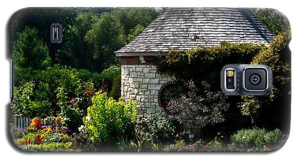 English Cottage Garden Galaxy S5 Case