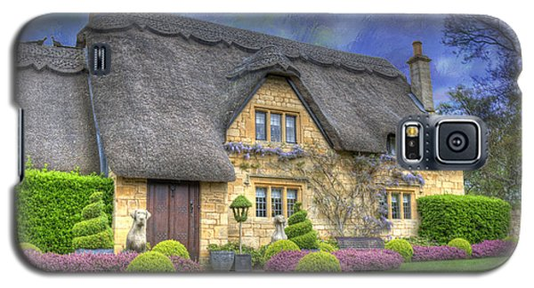 English Country Cottage Galaxy S5 Case