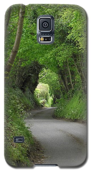 English Country Lane Galaxy S5 Case