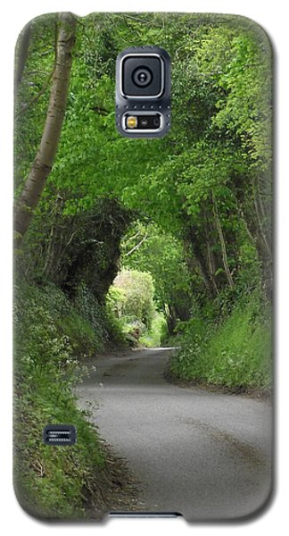 English Country Lane Galaxy S5 Case