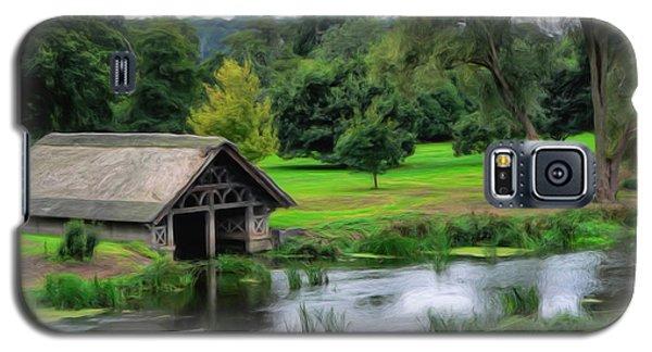 English Countryside Galaxy S5 Case