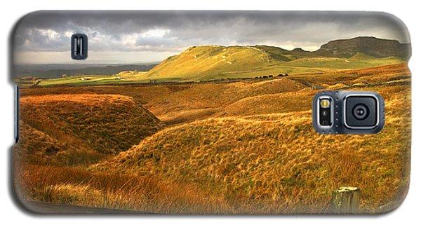 English Moorland Landscape Galaxy S5 Case