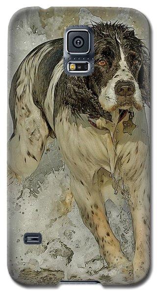 English Springer Spaniel Galaxy S5 Case