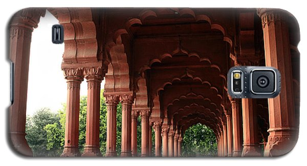 Engrailed Arches, Red Fort, New Delhi Galaxy S5 Case