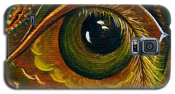 Enigma Spirit Eye Galaxy S5 Case by Deborha Kerr