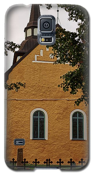 enkoepingsnaes church from east Db Galaxy S5 Case