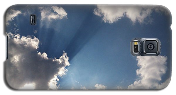 Galaxy S5 Case featuring the photograph Enlightenment  by Lucy D