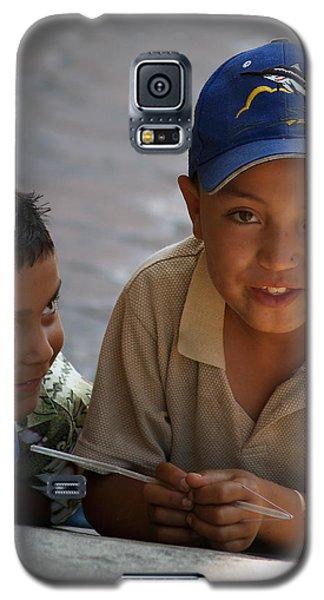 Ensenada Boys 07 Galaxy S5 Case