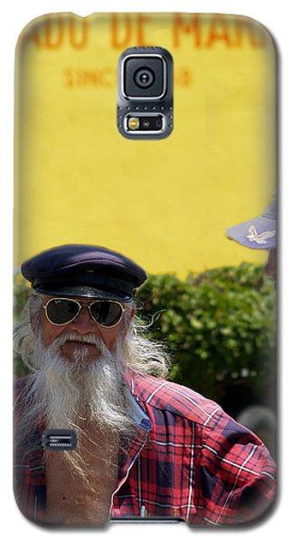 Ensenada Harbour And Fish Market 32 Galaxy S5 Case