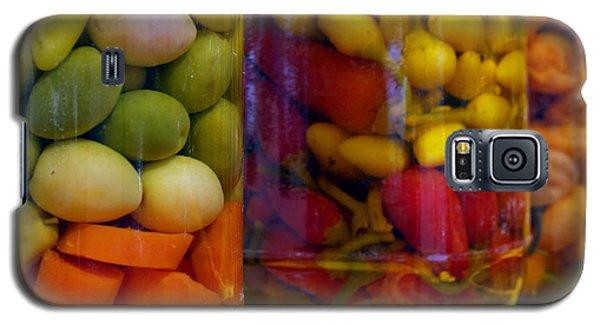 Ensenada Olive Stand 11 Galaxy S5 Case