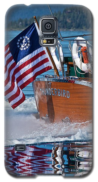 How Proud - Flag Day Galaxy S5 Case