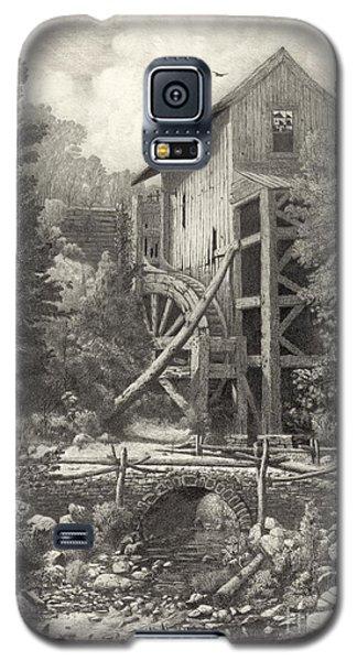 Ensinore Mill 1887 Galaxy S5 Case