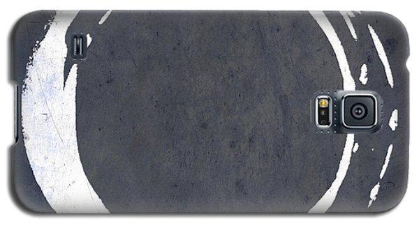 Enso No. 107 Blue Galaxy S5 Case
